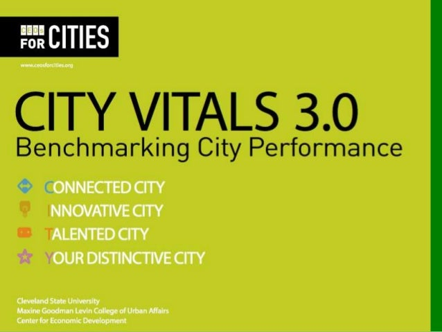 City Vitals  Four questions to discover your distinct path  1. How do you connect physical, human, &  social capital  2. H...