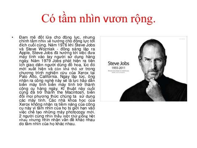 Dịch Tiếng Trung 7 Nguy 234 N Tắc V 224 Ng Của Steve Jobs