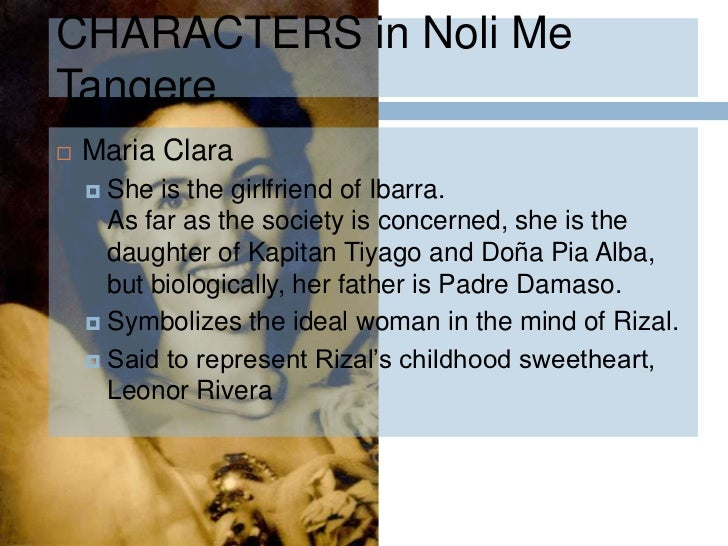 sisa of noli me tangere essays Written in spanish and published in 1887, josé rizal's noli me tangere played   her unhappy fate and that of the more memorable sisa, driven mad by the fate .