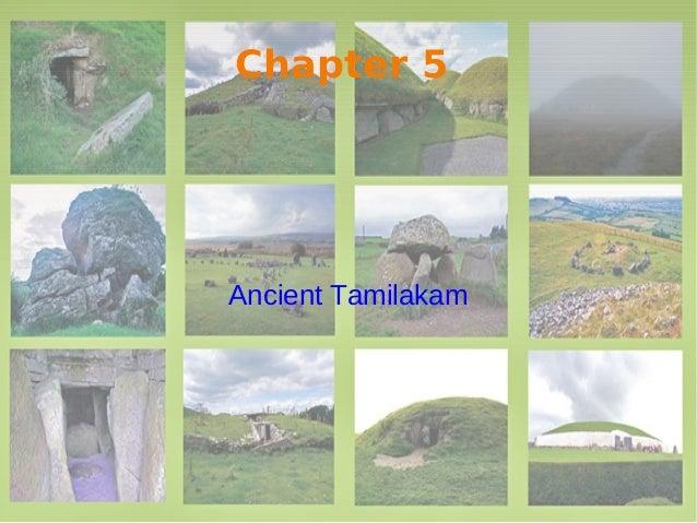 Chapter 5 Ancient Tamilakam