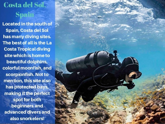 Steve Rice Los Gatos: 7 of the Best Scuba Diving Spots in the World Slide 3