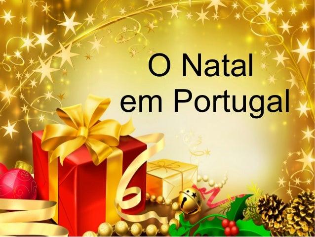 O Natalem Portugal