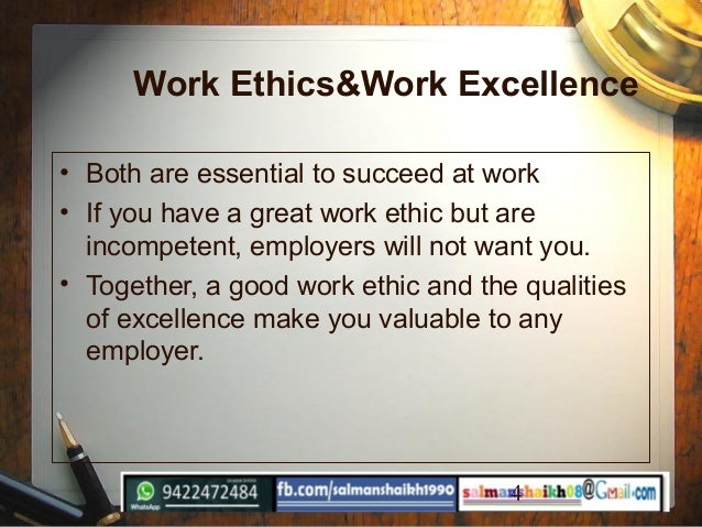"""work ethics of todays workers A common complaint about younger employees from their employers and  supervisors is that  does a """"good work ethic"""" look different for different  generations."""