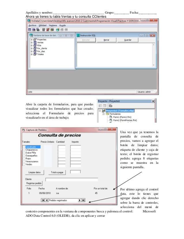 7 practica agregando db en vb Slide 3