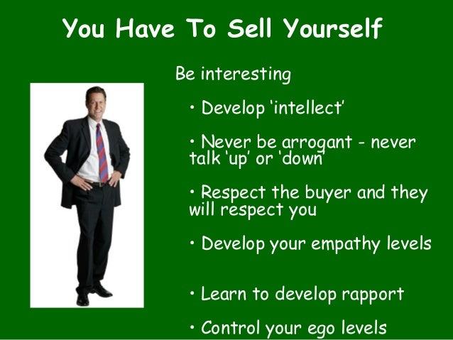 7 principles of professional salesmanship