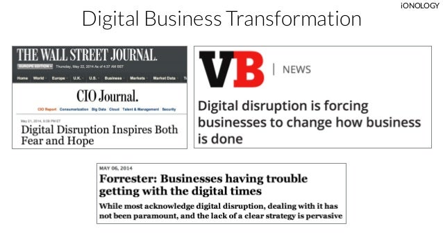 The 7 Principles of Digital Business Strategy & Transformation Slide 2
