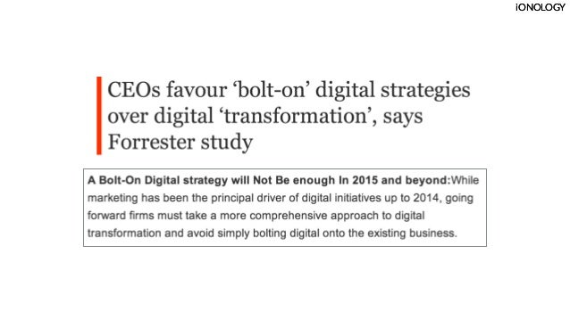 The 7 Principles of Digital Business Strategy & Transformation Slide 3