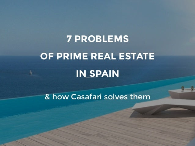 7 PROBLEMS 