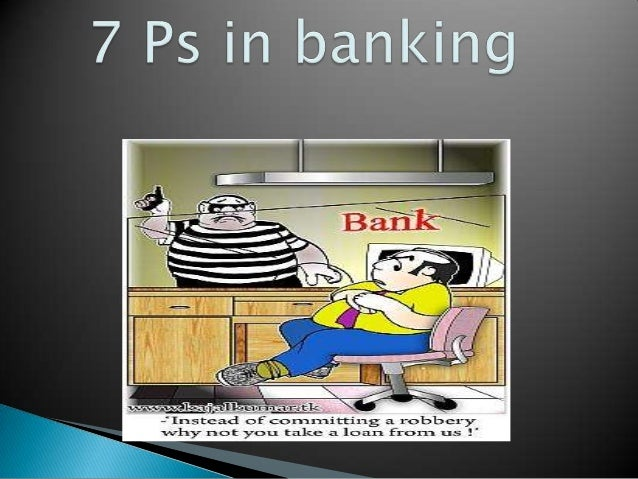 It refers to the overall layout of the place i.e.  how the entire bank is designed. Physical  evidence refers to all those...