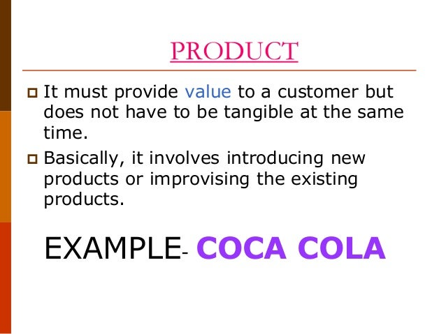 7ps of coca cola 7 p's of marketing presented by : haarshal 2/14/2014 harshaljaiswal23@gmailcom 1.