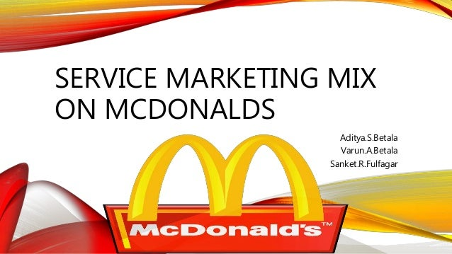 project on mcdonalds marketing mix Need essay sample on mcdonalds marketing  marketing mix: product mcdonalds  swot involves specifying the objective of the business venture or project .