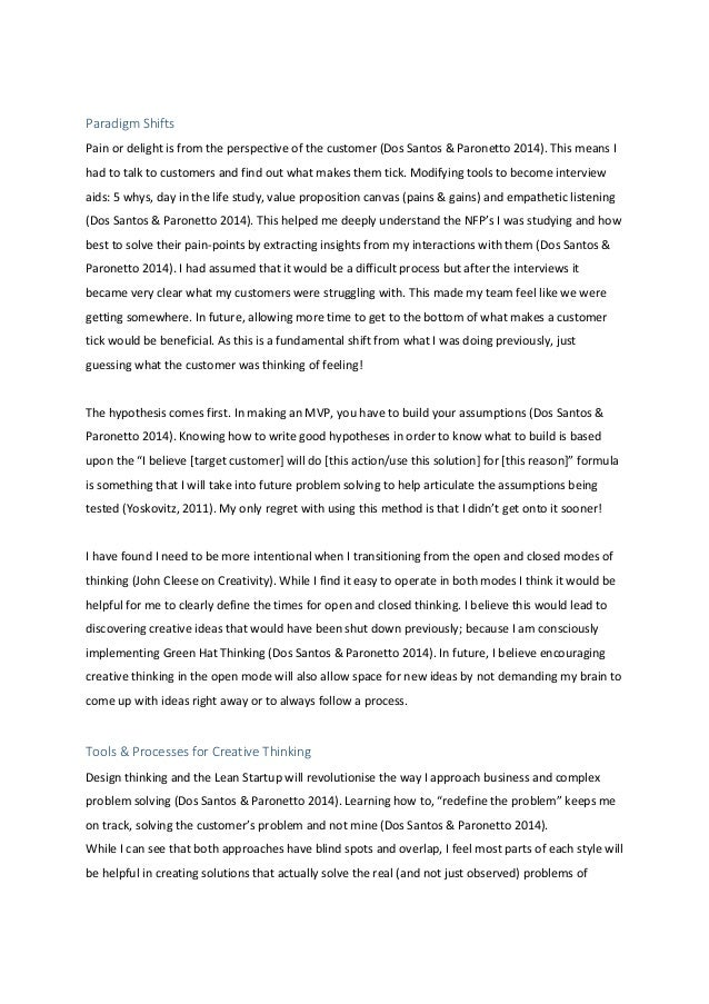 Essay on Creativity (910 Words)