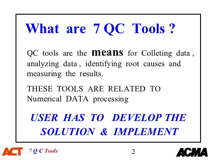 7 qc tools. Ppt video online download.
