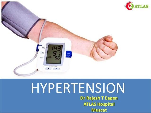 HYPERTENSION Slide 1