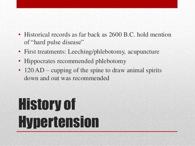 HYPERTENSION Slide 3
