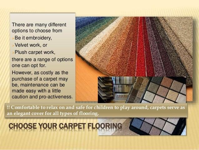 7 Quick Cleaning Tips for Better Carpet Flooring Slide 3