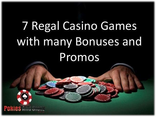 7 regal казино рулетка играть онлайн бесплатно
