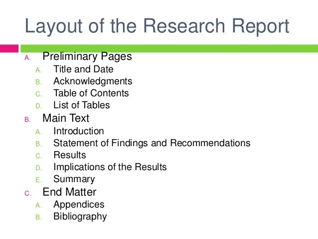 report writing in research methodology How to write the methods section of a research paper richard h kallet msc rrt faarc introduction basic research concepts content and writing style of the methods section.