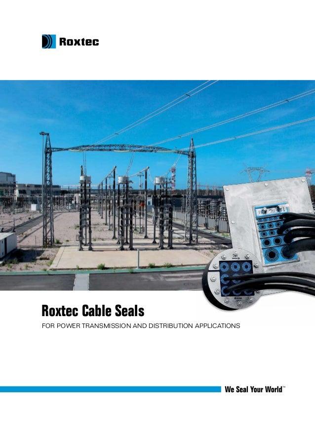 Roxtec power transmission & dristribution