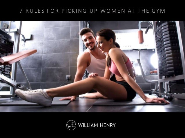 How to approach a girl in the gym