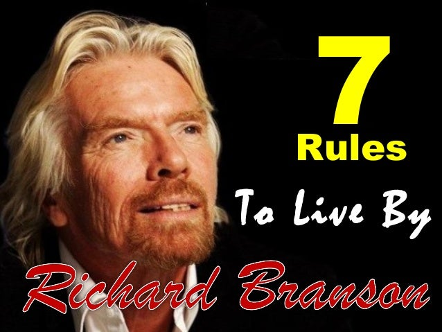 RulesRules To Live ByTo Live By 77