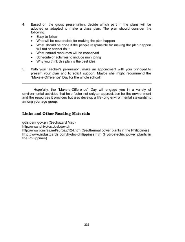 Grade 7 Learning Module in Science  (Quarter 1 to 4)