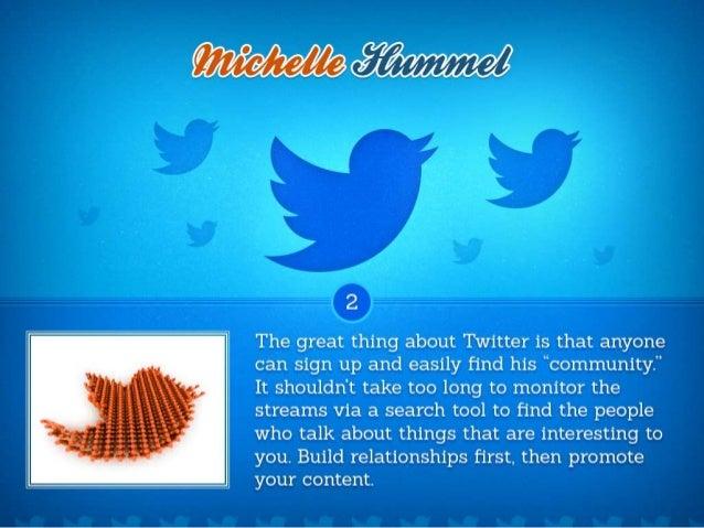 7 Secrets of the Twitter Marketing Experts Slide 3