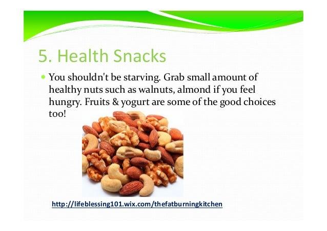1. Choose a low-carb diet