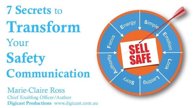 7 secrets to transform your safety communication skills