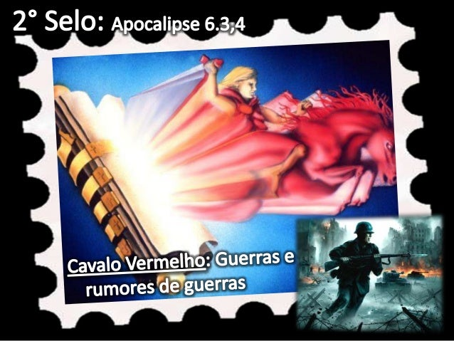 7 selos do apocalipse