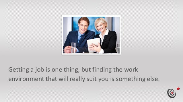 What Would Be Your Ideal Working Environment?
