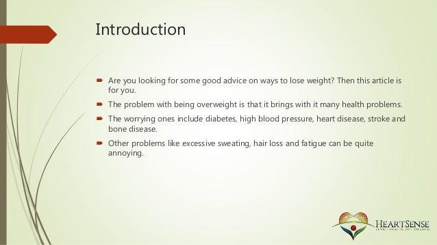 daily weight loss blog