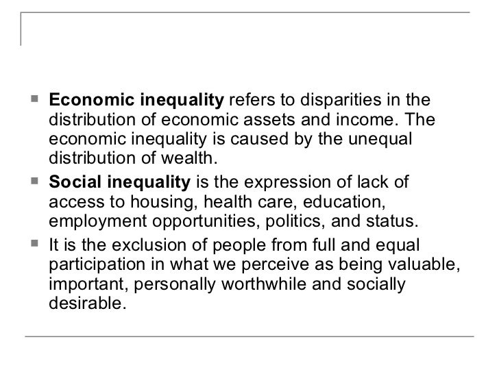 social inequalities in health care Social inequalities: do they matter to michael marmot's strategic review of health inequalities in medical or social care tends to vary.