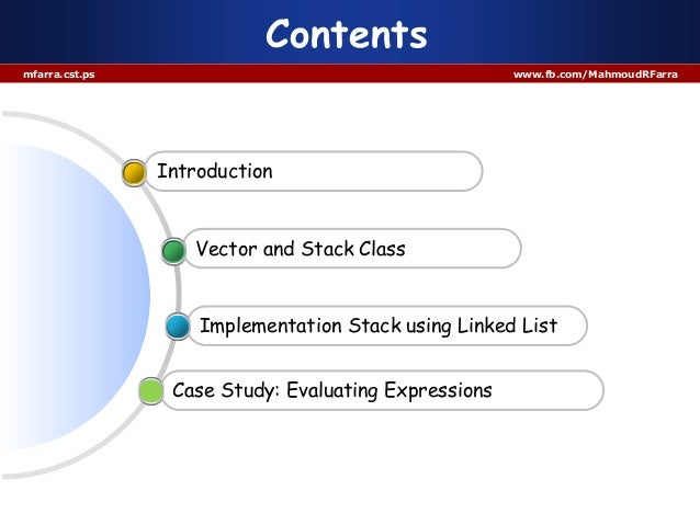 7 stack and vector Slide 2
