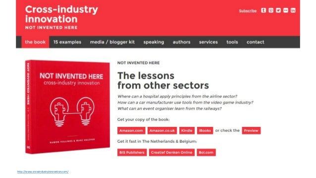 4. Combineer met trends, nieuwe technologieën en business modellen