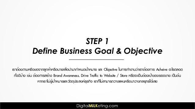7 steps for Digital Marketing Plan & Strategy Slide 3