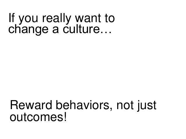 No networking culture? No innovation culture!  - future winners get communities to work!