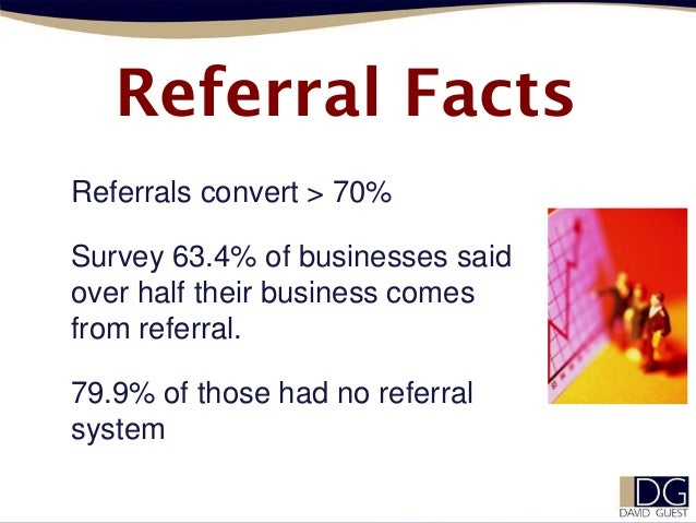 how to build a referral business