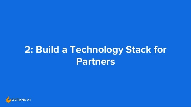 Octane AI uses PartnerStack for rev share payouts and PartnerPage.io for our agency and partner directories