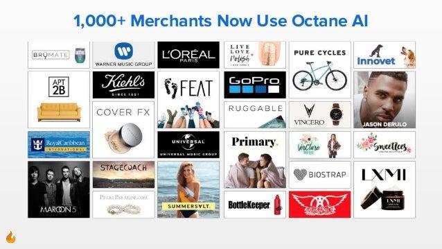 1,000+ Merchants Now Use Octane AI