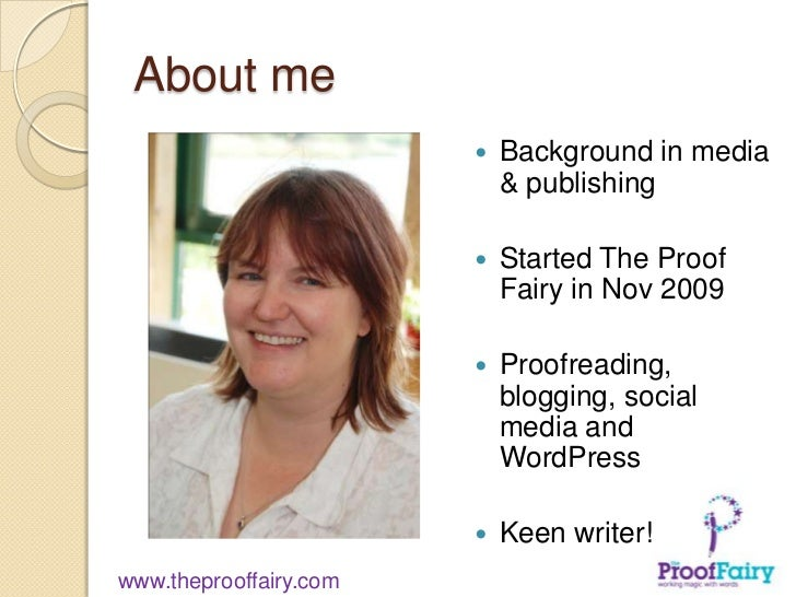About me                           Background in media                            & publishing                          ...