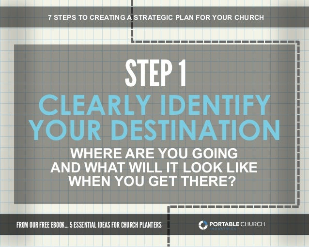 7 Steps To Creating A Strategic Plan For Your Church Slide 2