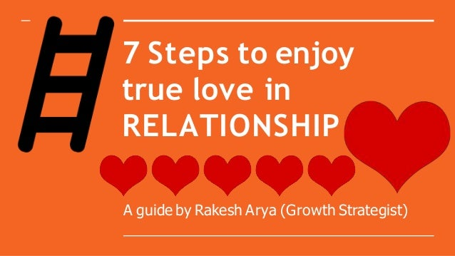 how to know true love in a relationship