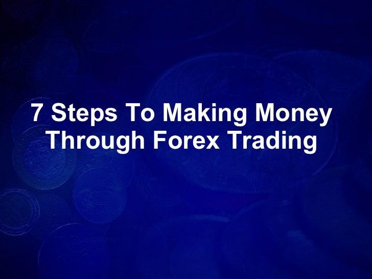 How much money goes through forex