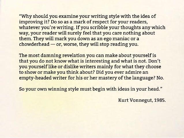 7 storytelling tips from kurt vonnegut