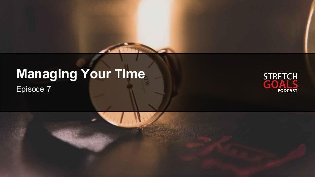 how tobest manage your time I believe that effective time management is the key to not only finding the  successful blend  use your natural rhythms during the day to best effect by  scheduling.