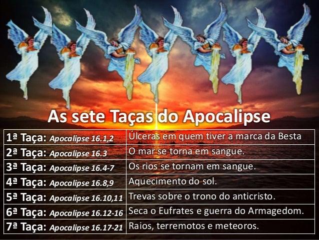7 taças do apocalipse