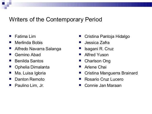 Characteristics of Philippine Literature