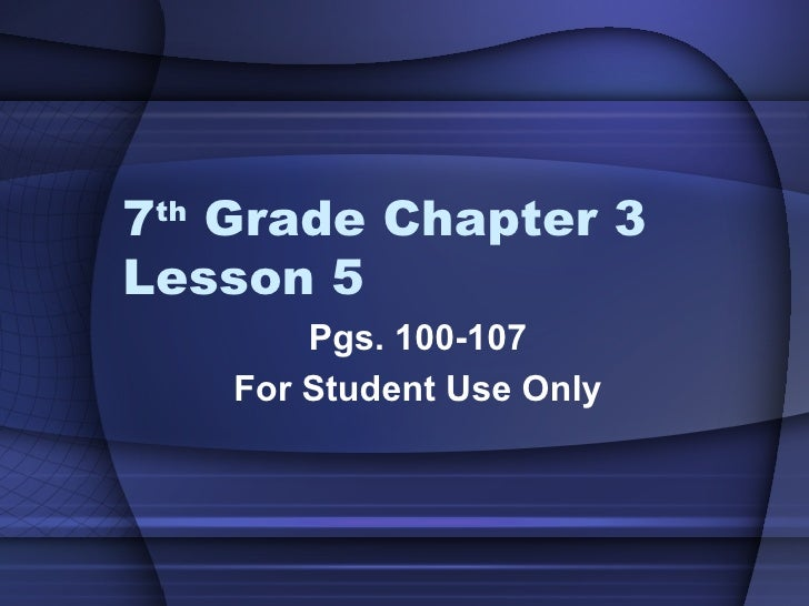 7th grade chapter 14 lesson 2 Chapter 14 virtual manipulatives expand collapse chapter 2 expressions and equations instruction lesson 2-8a: solve equations of the form a(x + b) =.