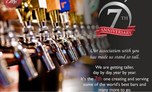 Arcux Celebrates 7th Anniversary